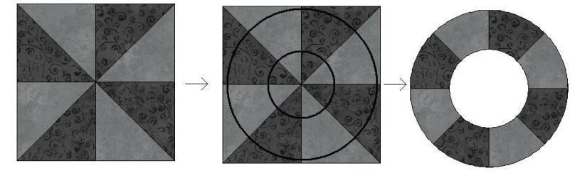 Pinwheel Circle