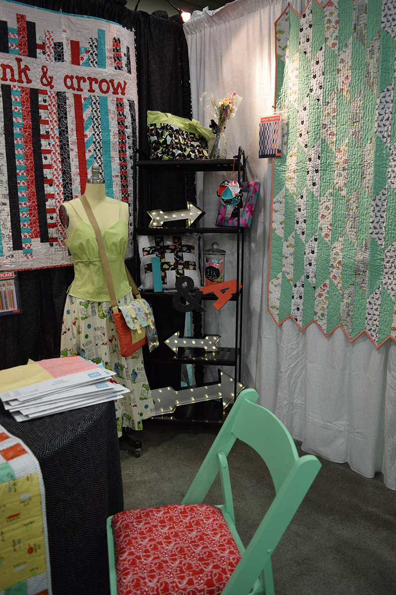 booth right side